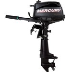 Mercury F 5 ML Sailpower
