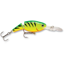 Воблер Rapala Jointed Shad Rap 07 цвет FT