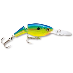 Воблер Rapala Jointed Shad Rap 07 цвет PRT