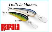 Trolls to minnow
