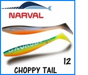 CHOPPY TAIL 12